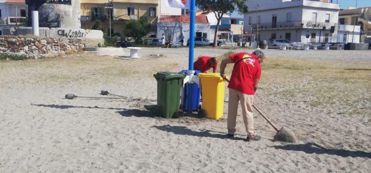"""Spiagge:Lombardo (MSBC), """"al via pulizia, rastrellamento, scerbatura e disinfezione affinché i messinesi dal 6 giugno, inizio della stagione balneare in Sicilia,  possano recarsi a mare in un ambiente Covid free!"""""""