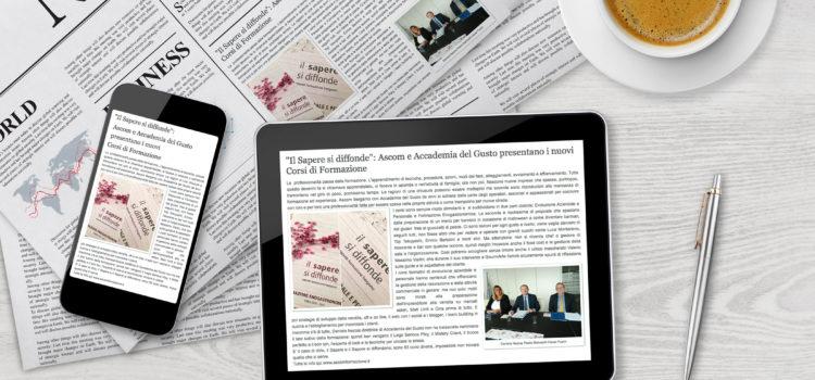 Rassegna stampa comunicato dell'11.11.2019 maltempo zona Nord e zona Sud carta o vetro