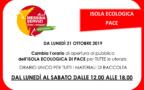 Da Lunedì 21 ottobre 2019, l'isola ecologica di PACE cambia orario per TUTTE le utenze:  dal Lunedì al Sabato 12,00-18,00