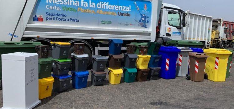 """Porta a Porta:Lombardo(MSBC): """"Domani vetro Area Sud e carta Area Nord. In caso grave maltempo servizio verrà sospeso oggi"""""""