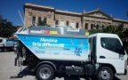 Covid 19: diminuiscono rifiuti indifferenziati per calo consumi a Messina per crisi. Nuove aperture straordinarie con altre due isole ecologiche in più e ulteriore disinfezione in città.