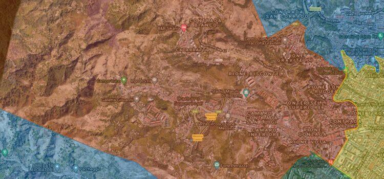 Eliminazione ultimi cassonetti zona 3 Area Centro